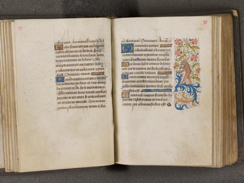 NANTES, Bibliothèque municipale, 0021 (lat. 0021), f. 037v - 038