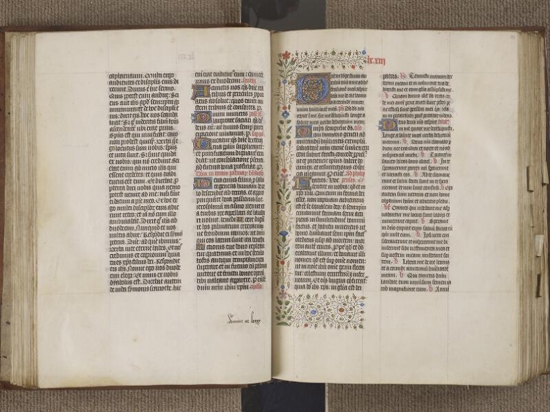 NANTES, Musée Dobrée, ms. 0011, f. 080v - 081
