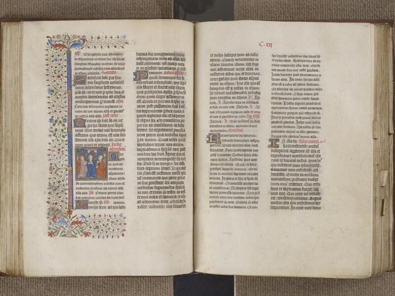 NANTES, Musée Dobrée, ms. 0011, f. 119v - 120
