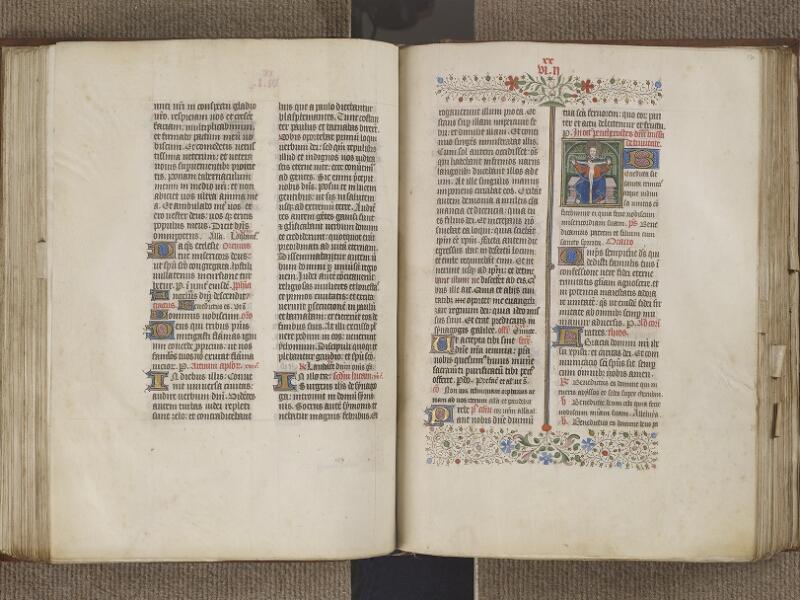 NANTES, Musée Dobrée, ms. 0011, f. 129v - 130
