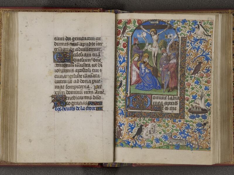 NANTES, Musée Dobrée, ms. 0012 t.1, f. 081v - 082