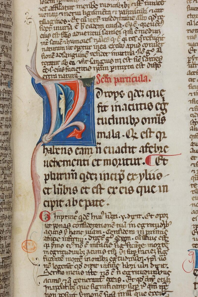 Paris, Bibliothèque interuniversitaire de Santé, Médecine, 2046, p. 113
