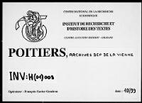 https://iiif.irht.cnrs.fr/iiif/France/Poitiers/Archives_departementales_de_la_Vienne/861945108_Inventaire_de_la_serie_H_H01_003/DEPOT/861945108_Inventaire_de_la_serie_H_H01_003_0001/full/200,/0/default.jpg