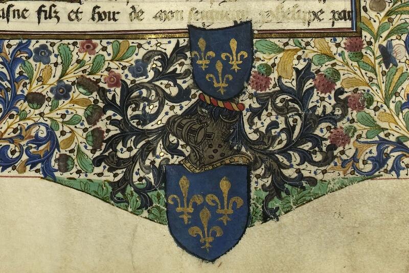 Rennes, Bibl. mun., ms. 0153, f. 001 - vue 4
