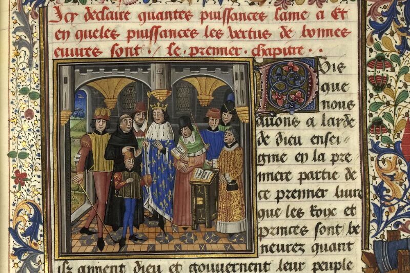 Rennes, Bibl. mun., ms. 0153, f. 022 - vue 2