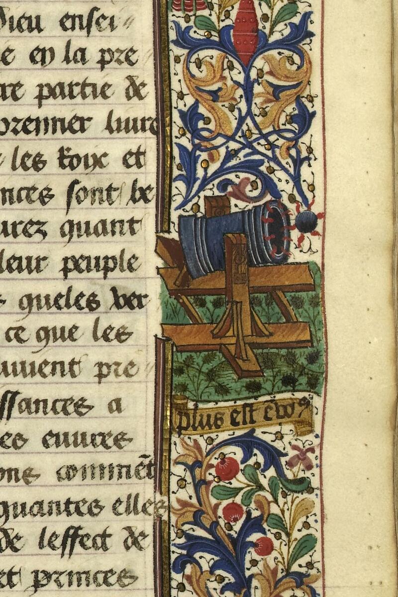 Rennes, Bibl. mun., ms. 0153, f. 022 - vue 3