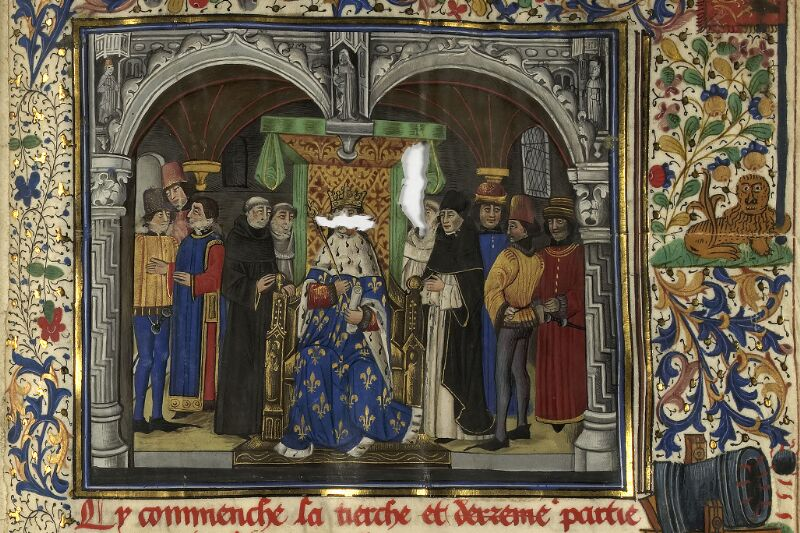 Rennes, Bibl. mun., ms. 0153, f. 070 - vue 2