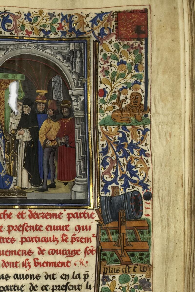 Rennes, Bibl. mun., ms. 0153, f. 070 - vue 4