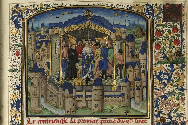 Rennes, Bibl. mun., ms. 0153, f. 106 - vue 2