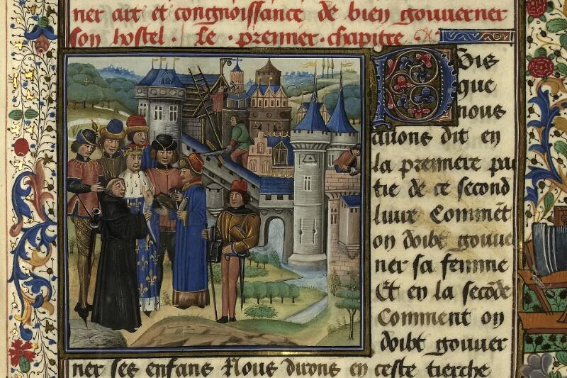 Rennes, Bibl. mun., ms. 0153, f. 167 - vue 2