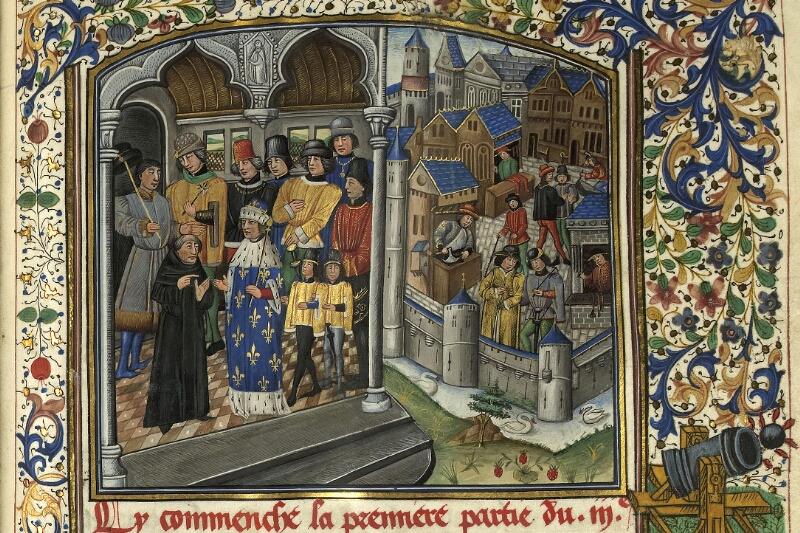 Rennes, Bibl. mun., ms. 0153, f. 191 - vue 2