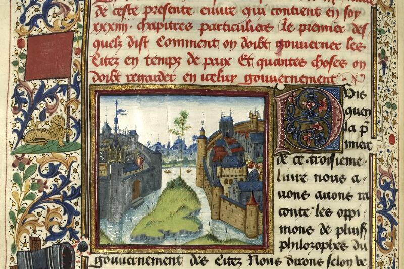 Rennes, Bibl. mun., ms. 0153, f. 209v - vue 2