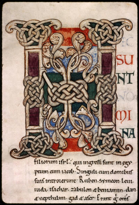 Sées, Bibl. de l'Evêché, ms. 0001, f. 026v