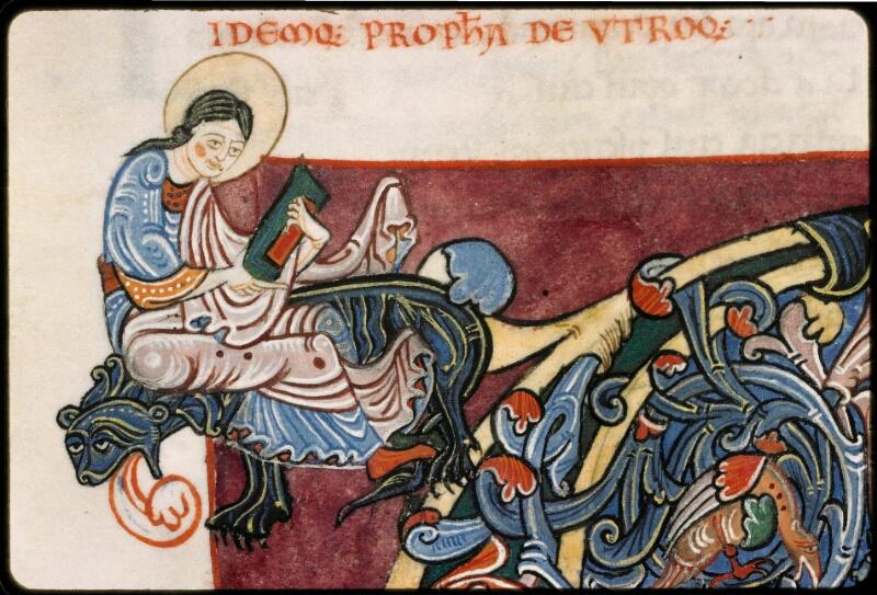 Sées, Bibl. de l'Evêché, ms. 0002, f. 047 - vue 2