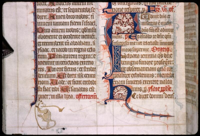 Sées, Bibl. de l'Evêché, ms. 0003, f. 027v