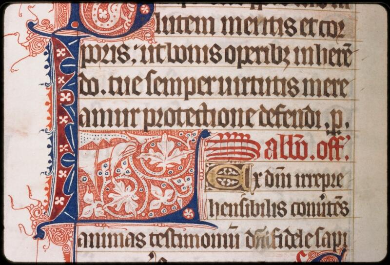 Sées, Bibl. de l'Evêché, ms. 0003, f. 043v