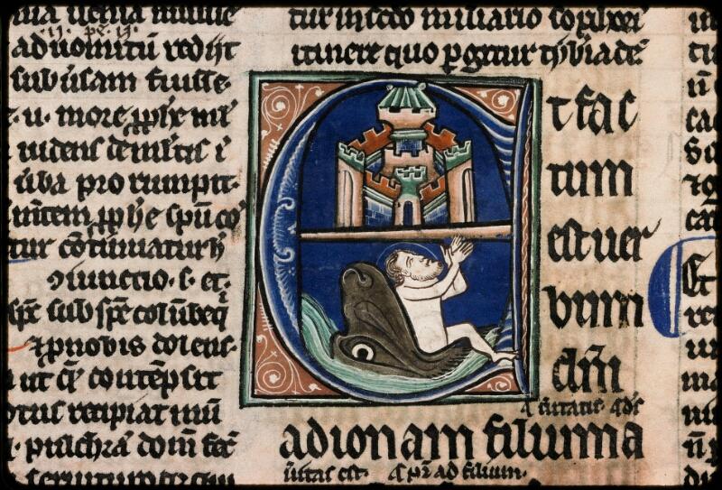 Sées, Bibl. de l'Evêché, ms. 0004, f. 129