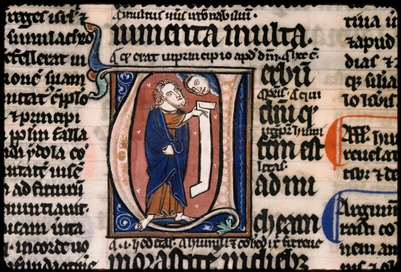 Sées, Bibl. de l'Evêché, ms. 0004, f. 132v