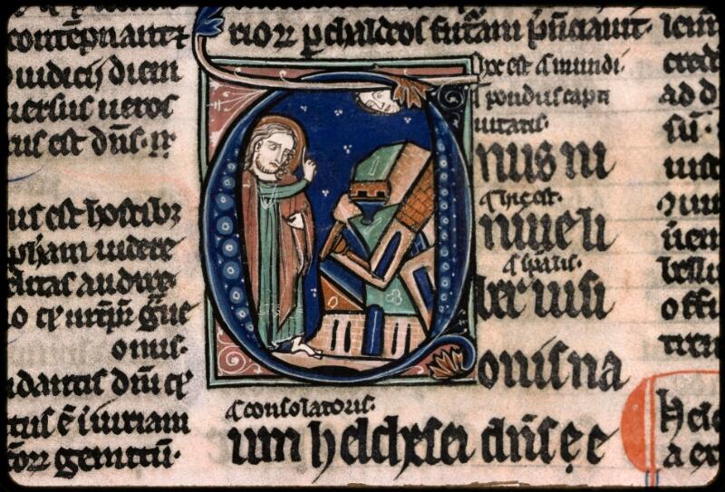 Sées, Bibl. de l'Evêché, ms. 0004, f. 140
