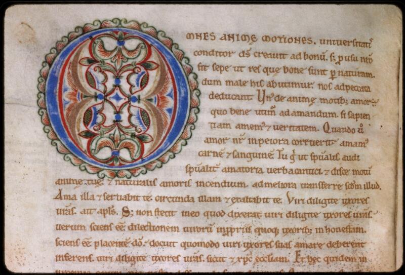 Sées, Bibl. de l'Evêché, ms. 0014, f. 197v