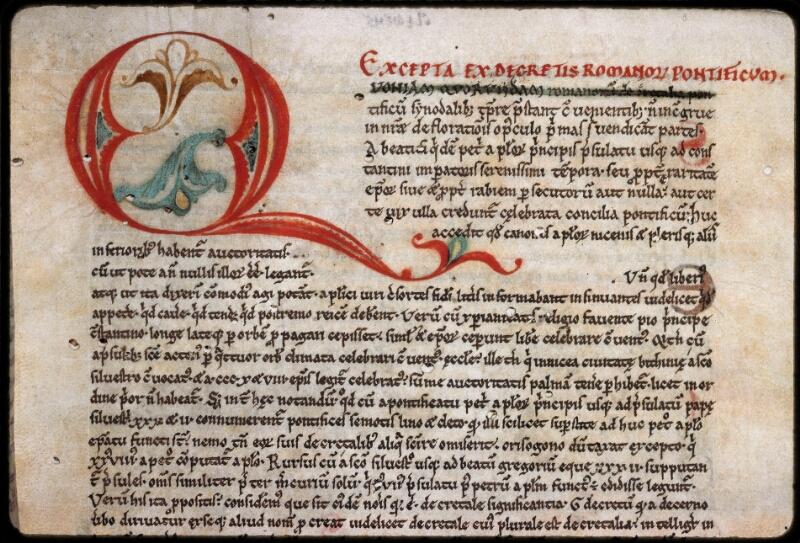 Sées, Bibl. de l'Evêché, ms. 0018, f. 102