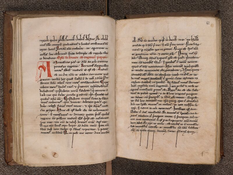 SEES, Archives diocésaines, 016 (T. o. 4), f. 041v - 042r