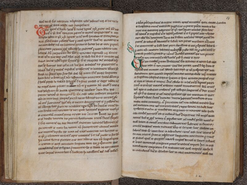 SEES, Archives diocésaines, 017 (T. q. 10), f. 026v - 027r