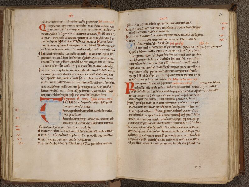 SEES, Archives diocésaines, 019 (T. q. 12), f. 033v - 034r