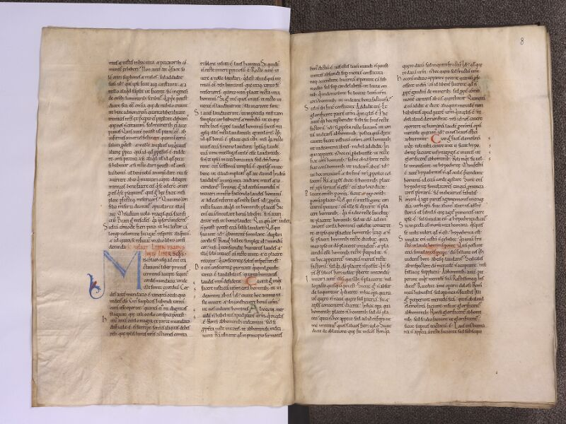 SEES, Archives diocésaines, 009 (T. f. 34), f. 007v - 008r