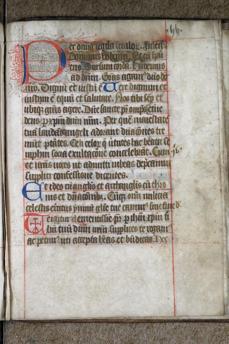 Saint-Brieuc, Bibl. mun., ms. 005, f. 054 - vue 1