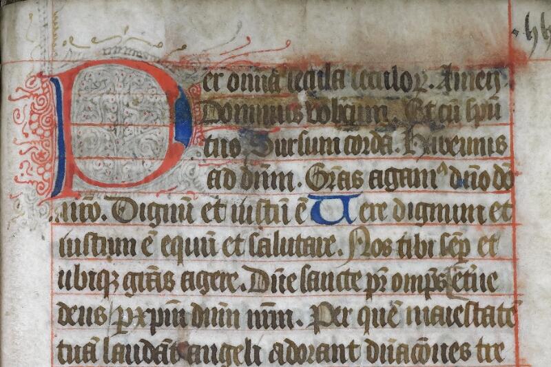 Saint-Brieuc, Bibl. mun., ms. 005, f. 054 - vue 2
