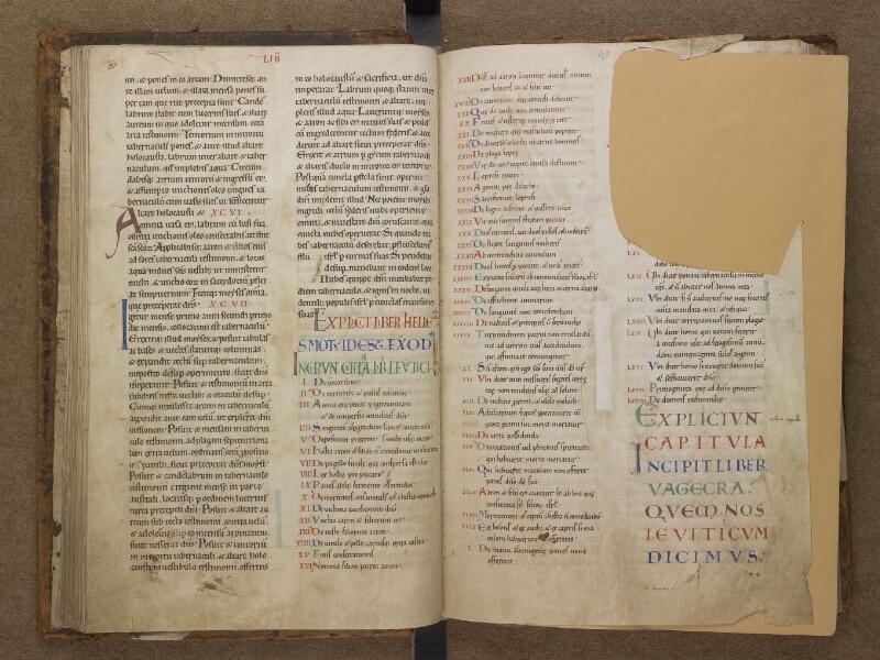 SAINT-OMER, Bibliothèque municipale, 0001, f. 048v - 049