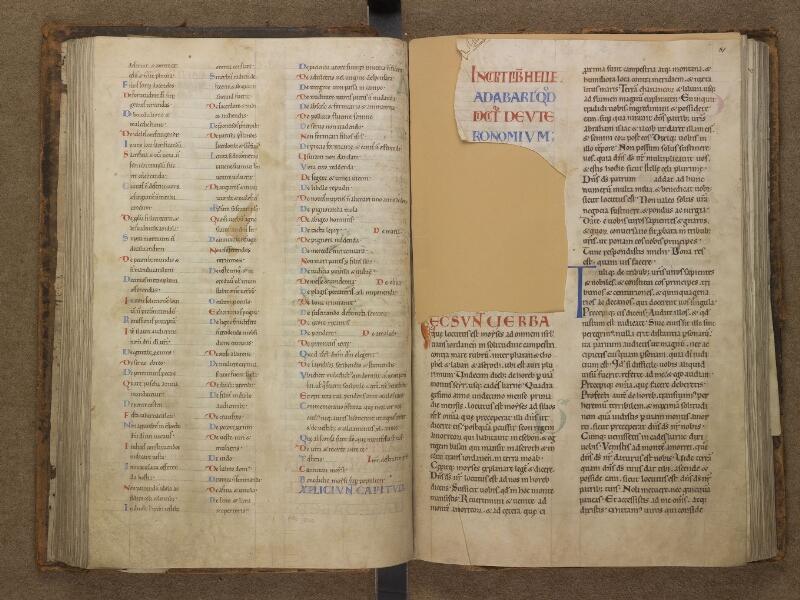SAINT-OMER, Bibliothèque municipale, 0001, f. 080v - 081