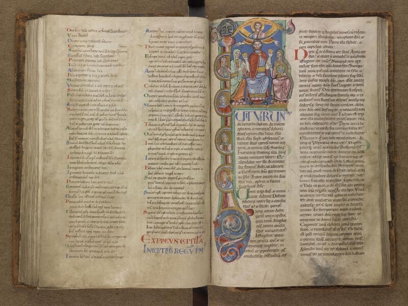 SAINT-OMER, Bibliothèque municipale, 0001, f. 124v - 125