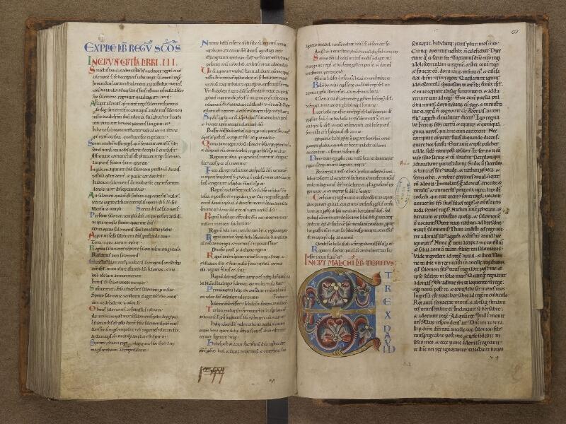 SAINT-OMER, Bibliothèque municipale, 0001, f. 150v - 151