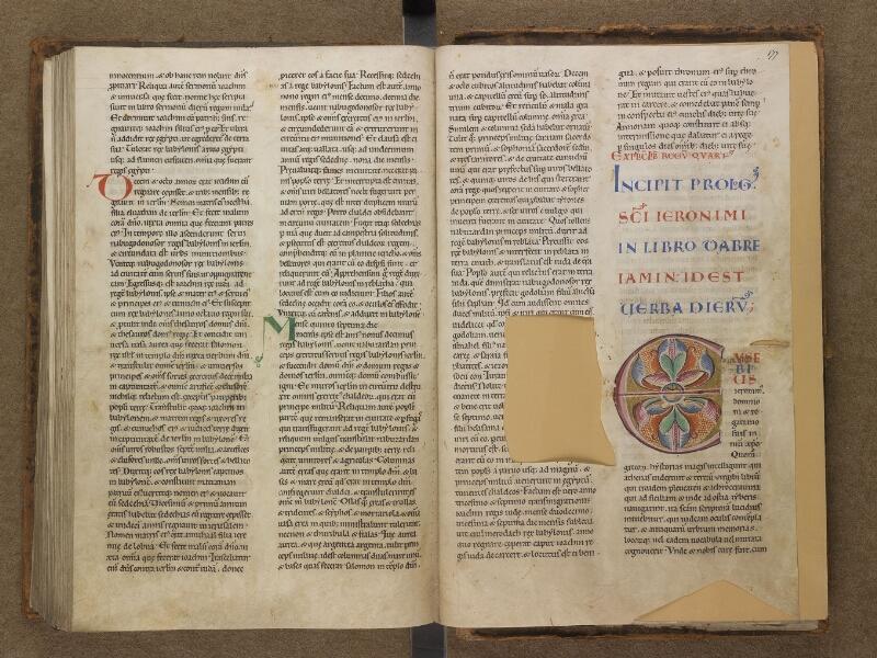 SAINT-OMER, Bibliothèque municipale, 0001, f. 176v - 177