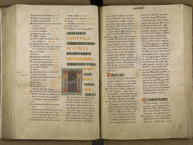 SAINT-OMER, Bibliothèque municipale, 0002, f. 106v - 107