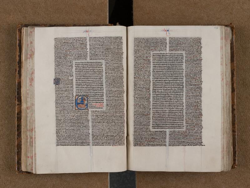 SAINT-OMER, Bibliothèque municipale, 0004, f. 115v - 116