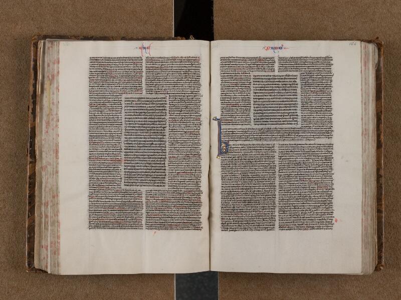 SAINT-OMER, Bibliothèque municipale, 0004, f. 163v - 164