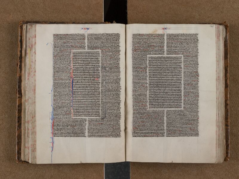 SAINT-OMER, Bibliothèque municipale, 0004, f. 165v - 166