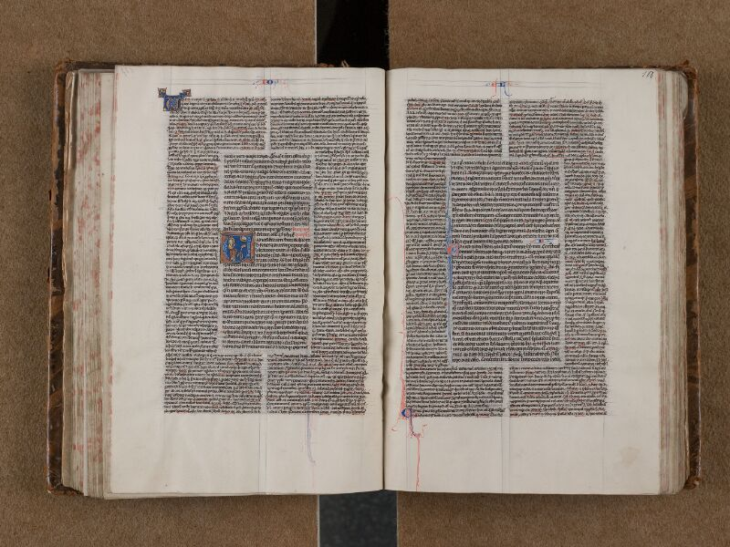 SAINT-OMER, Bibliothèque municipale, 0004, f. 187v - 188