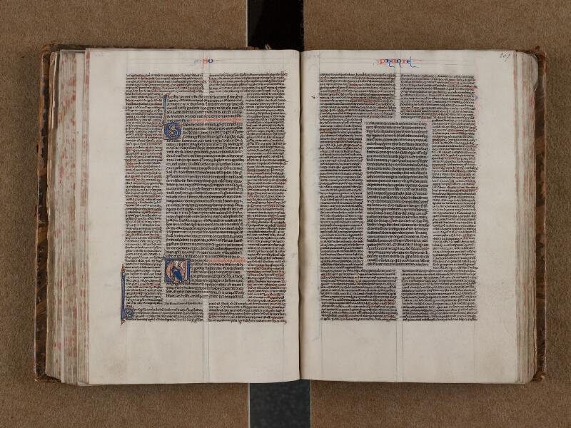 SAINT-OMER, Bibliothèque municipale, 0004, f. 206v - 207