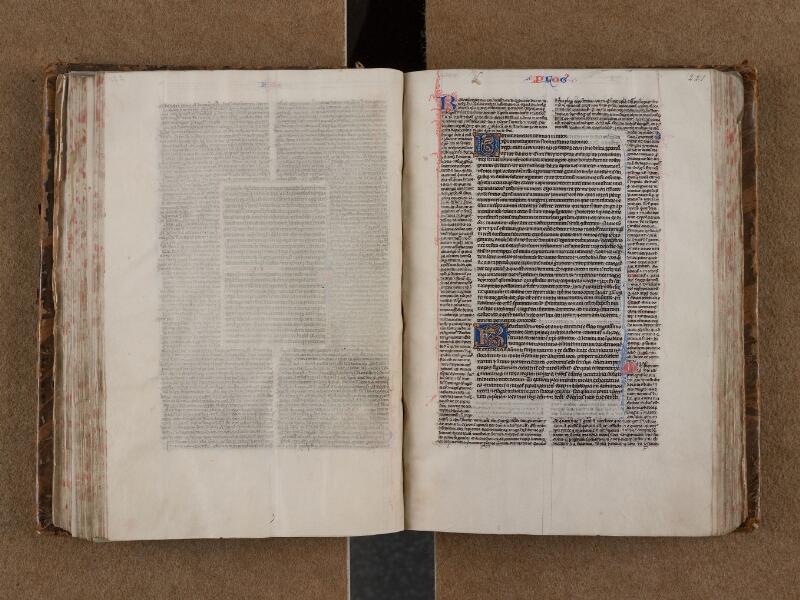 SAINT-OMER, Bibliothèque municipale, 0004, f. 220v - 221