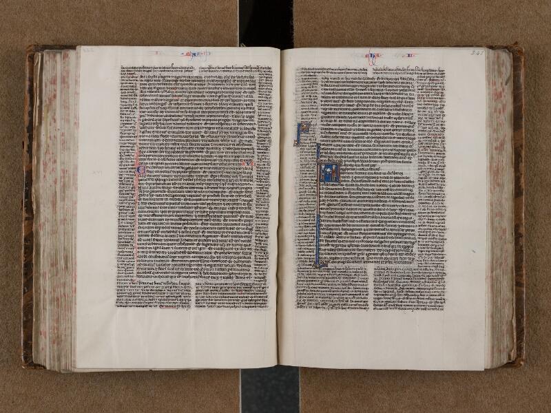 SAINT-OMER, Bibliothèque municipale, 0004, f. 240v - 241