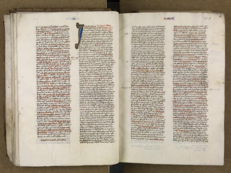 SAINT-OMER, Bibliothèque municipale, 0006, vol. 1, f. 023v - 024