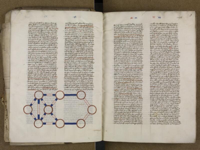 SAINT-OMER, Bibliothèque municipale, 0006, vol. 2, f. 004v - 005