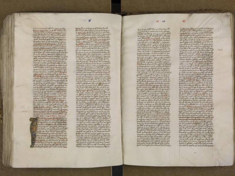SAINT-OMER, Bibliothèque municipale, 0006, vol. 2, f. 106v - 107