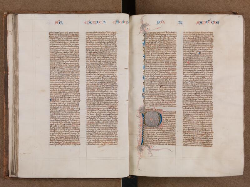 SAINT-OMER, Bibliothèque municipale, 0007, vol. 1, f. 039v - 040