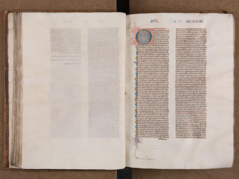 SAINT-OMER, Bibliothèque municipale, 0007, vol. 1, f. 054v - 055