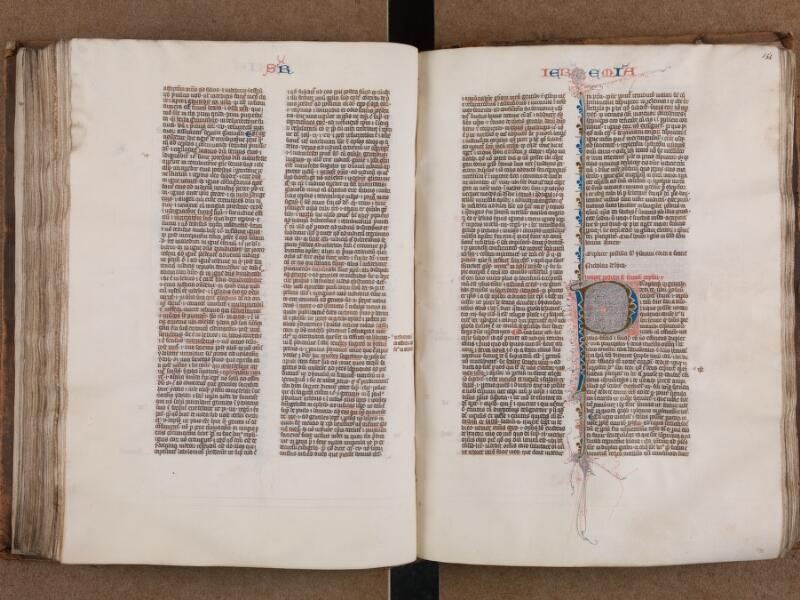 SAINT-OMER, Bibliothèque municipale, 0007, vol. 1, f. 153v - 154